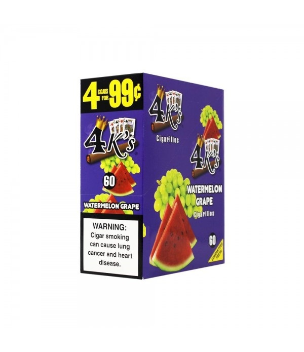 4 KING WATERMELON GRAPE 4 FOR 99 CASE /2...