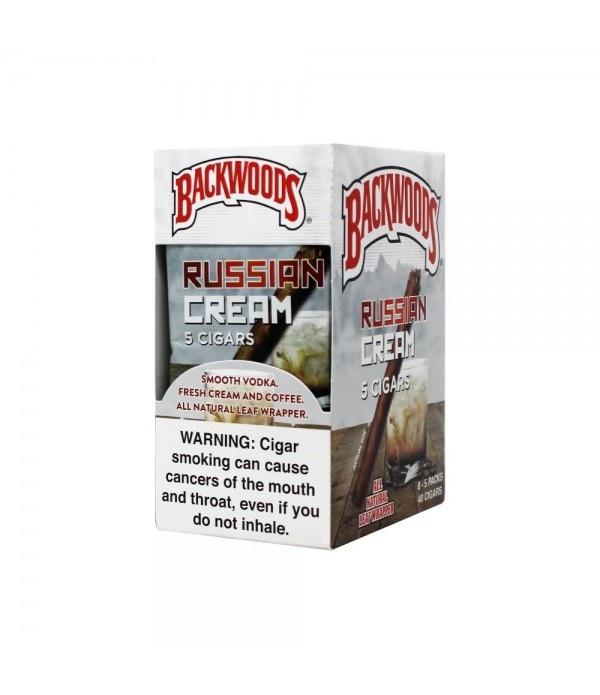BACKWOOD PK RUSSIAN CREAM CASE/30