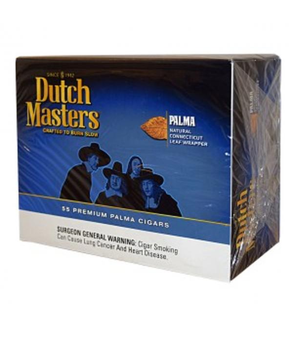 DUTCH MASTER BOX PALMA 12/CASE 55ct