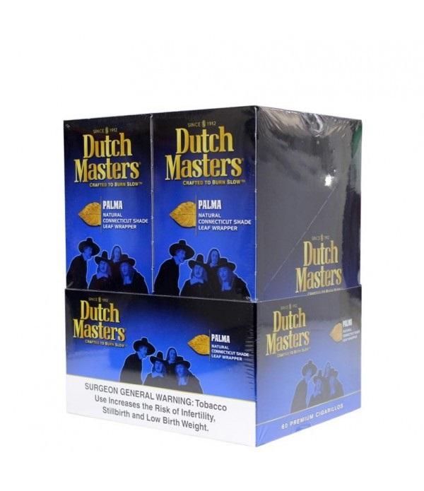 DUTCH MASTER 3PK PALMA 15/CASE