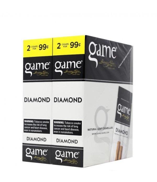 GAME CIGARILLO DIAMOND 2 FOR 99