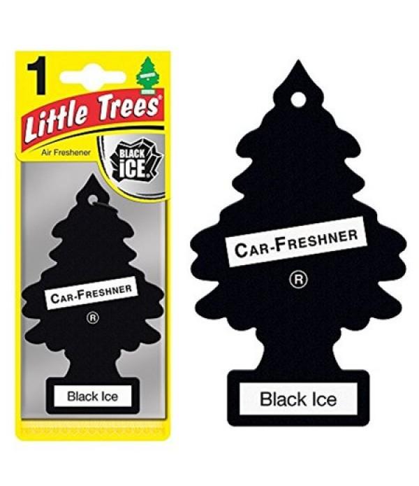 LITTLE TREES - BLACK ICE AIR FRESHENER 2...