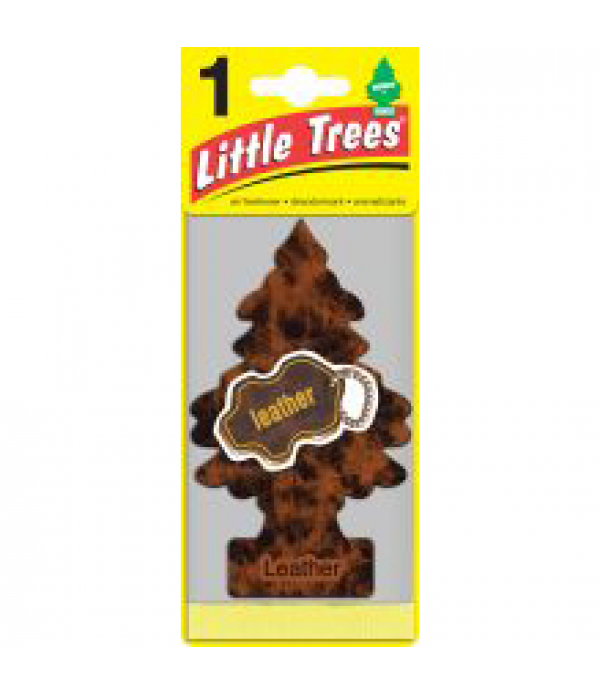 LITTLE TREE LEATHER 24 PACK
