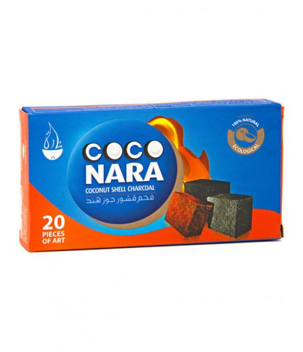 Coco Nara Natural Hookah Coals 20pcs