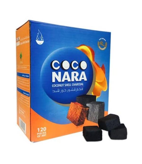 Coco Nara Natural Hookah Coals 120pcs