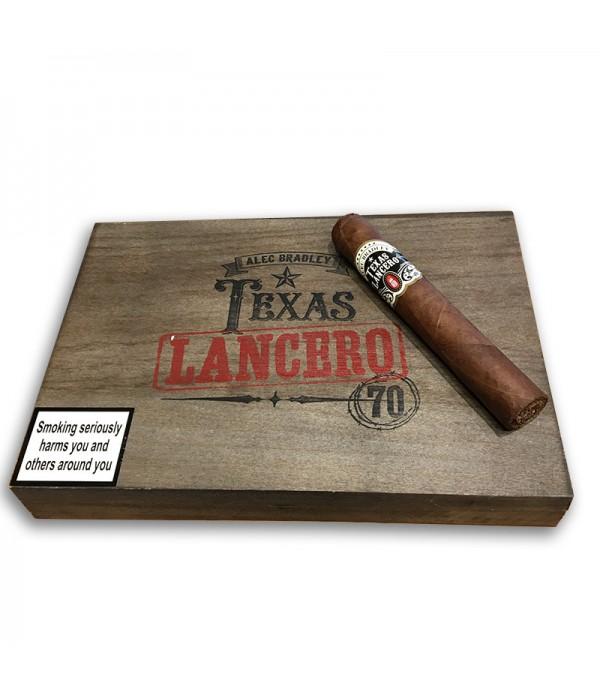 ALEC BRADLY TEXAS LANCERO 7 X 70 10ct