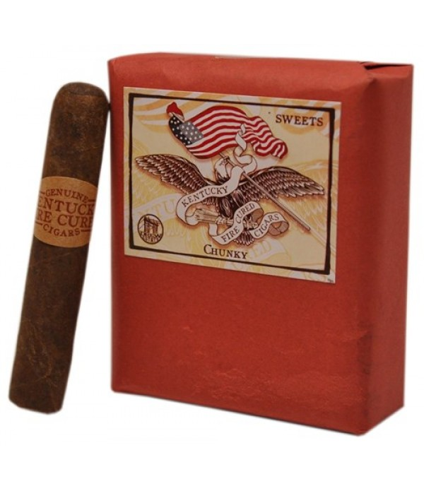 KENTUCKY FIRE CURED SWEETS CHUNKY 4 X 46...