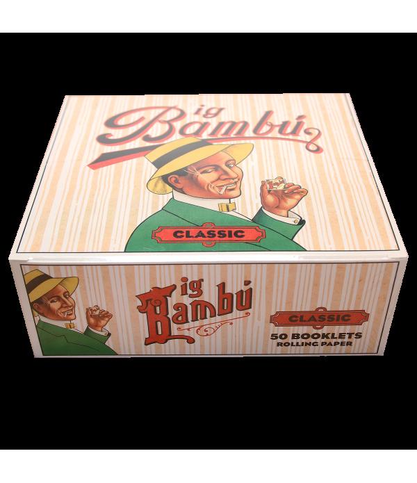 BIG BAMBU CLASSIC PAPER 50 CT