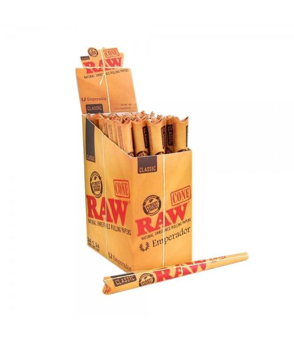 RAW-CONE EMPERADOR 24 PACKS PER BOX