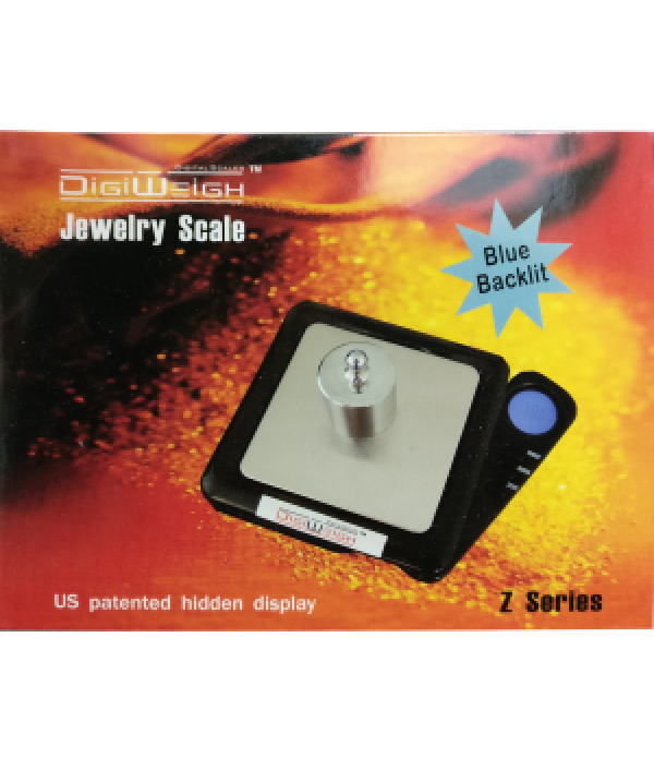 SCALE-DIGIWEIGH Z SERIES BLUE BACK LIGHT...