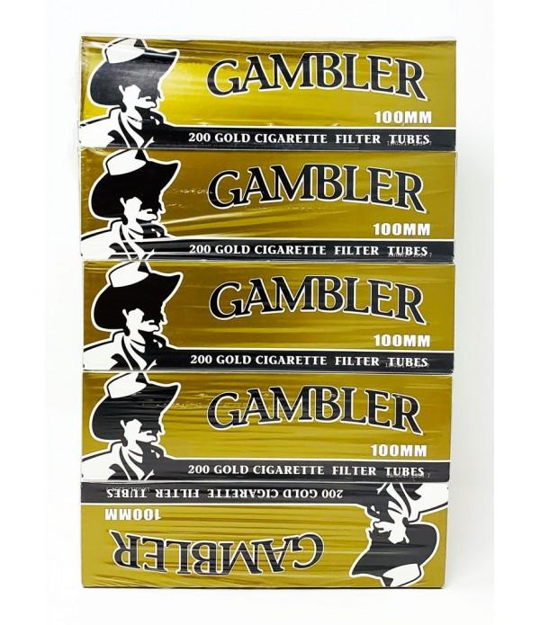 GAMBLER TC TUBE $2.49  REGULAR 100s